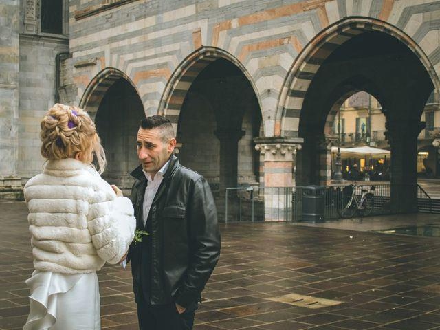 Il matrimonio di Roberto e Iryna a Cermenate, Como 160