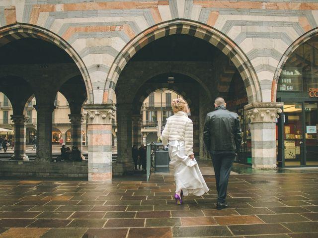 Il matrimonio di Roberto e Iryna a Cermenate, Como 162