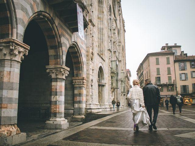 Il matrimonio di Roberto e Iryna a Cermenate, Como 164