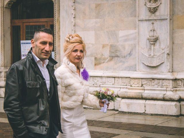 Il matrimonio di Roberto e Iryna a Cermenate, Como 165