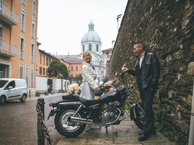Il matrimonio di Roberto e Iryna a Cermenate, Como 167