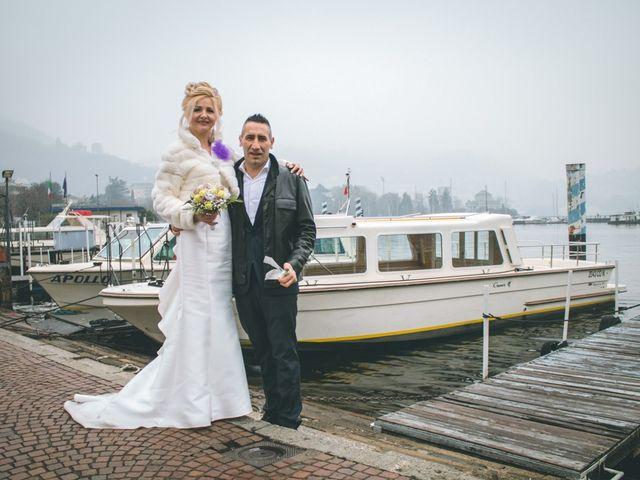 Il matrimonio di Roberto e Iryna a Cermenate, Como 170