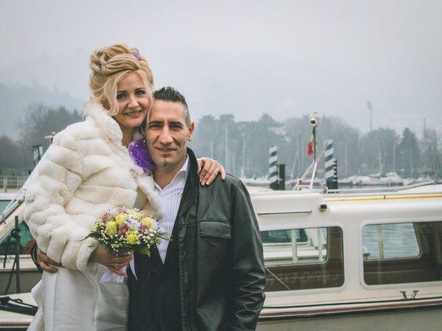 Il matrimonio di Roberto e Iryna a Cermenate, Como 171