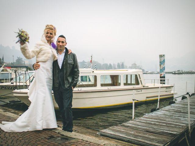 Il matrimonio di Roberto e Iryna a Cermenate, Como 172