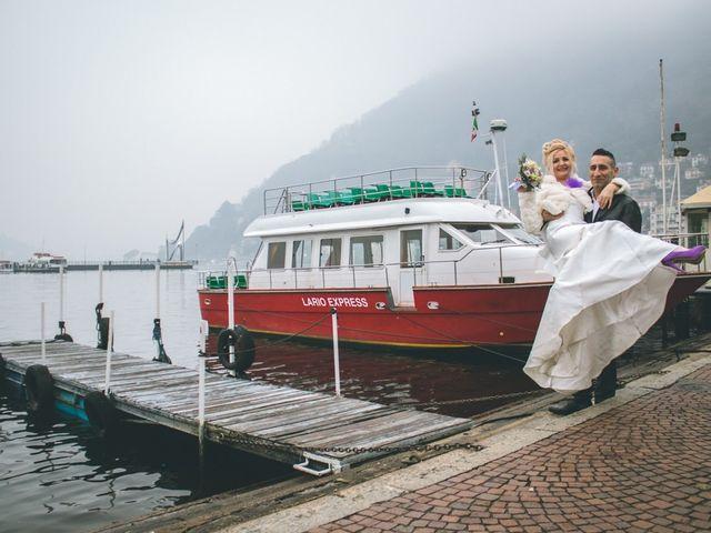 Il matrimonio di Roberto e Iryna a Cermenate, Como 173