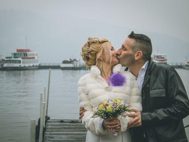 Le nozze di Iryna e Roberto