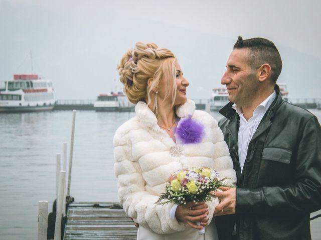 Il matrimonio di Roberto e Iryna a Cermenate, Como 177