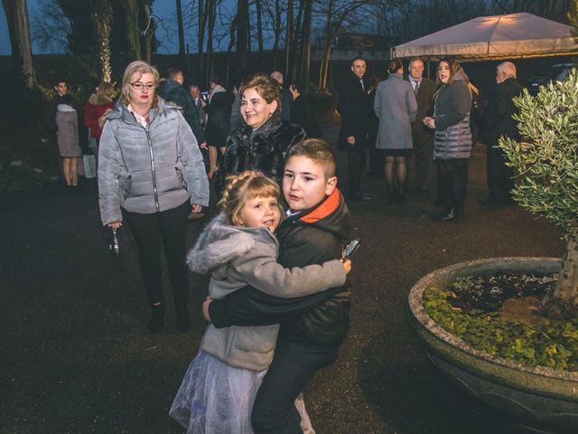 Il matrimonio di Roberto e Iryna a Cermenate, Como 183