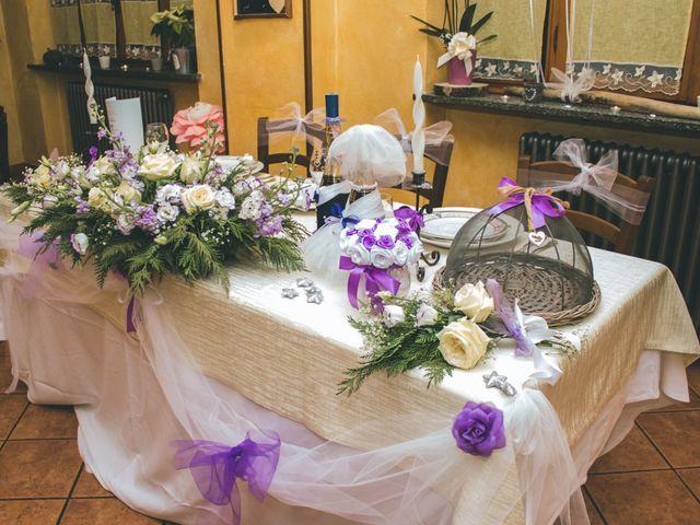Il matrimonio di Roberto e Iryna a Cermenate, Como 201
