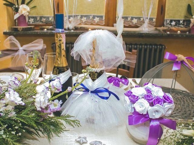 Il matrimonio di Roberto e Iryna a Cermenate, Como 210