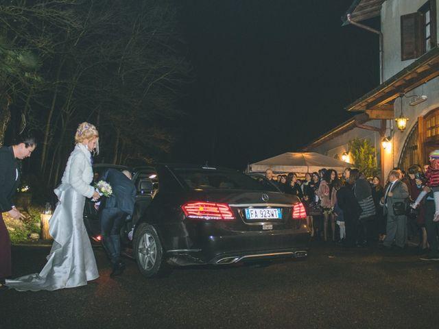 Il matrimonio di Roberto e Iryna a Cermenate, Como 236