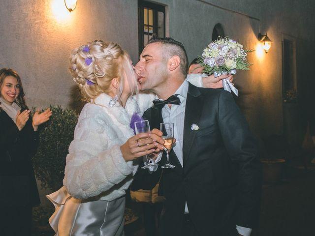 Il matrimonio di Roberto e Iryna a Cermenate, Como 238