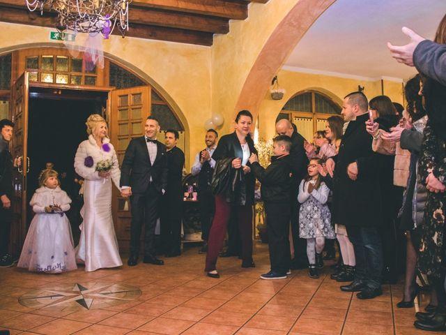 Il matrimonio di Roberto e Iryna a Cermenate, Como 242
