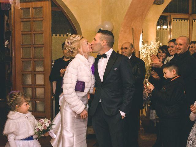 Il matrimonio di Roberto e Iryna a Cermenate, Como 244