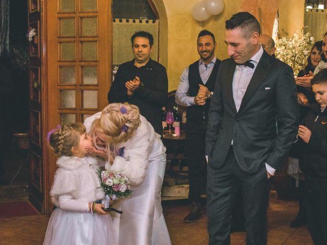 Il matrimonio di Roberto e Iryna a Cermenate, Como 245