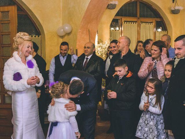 Il matrimonio di Roberto e Iryna a Cermenate, Como 246