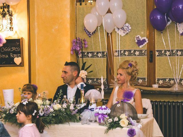 Il matrimonio di Roberto e Iryna a Cermenate, Como 252