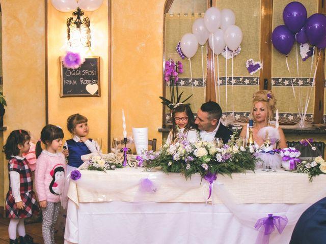 Il matrimonio di Roberto e Iryna a Cermenate, Como 254
