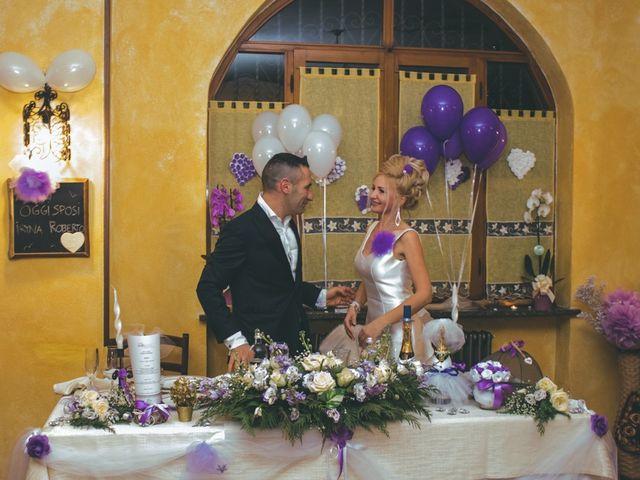Il matrimonio di Roberto e Iryna a Cermenate, Como 255
