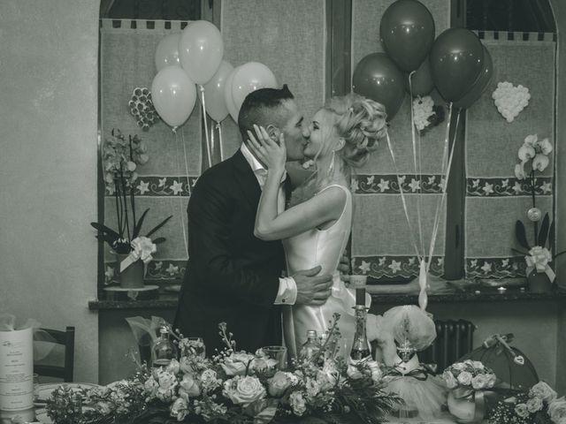 Il matrimonio di Roberto e Iryna a Cermenate, Como 257