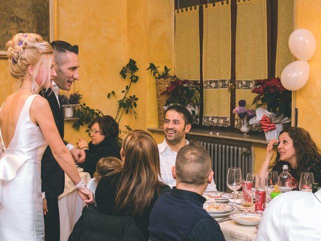 Il matrimonio di Roberto e Iryna a Cermenate, Como 264