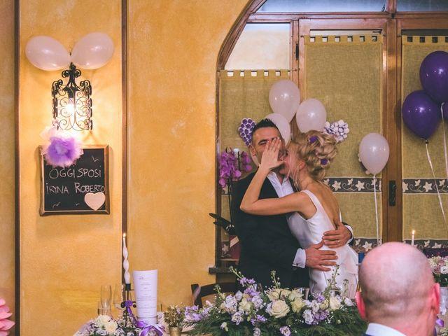 Il matrimonio di Roberto e Iryna a Cermenate, Como 266
