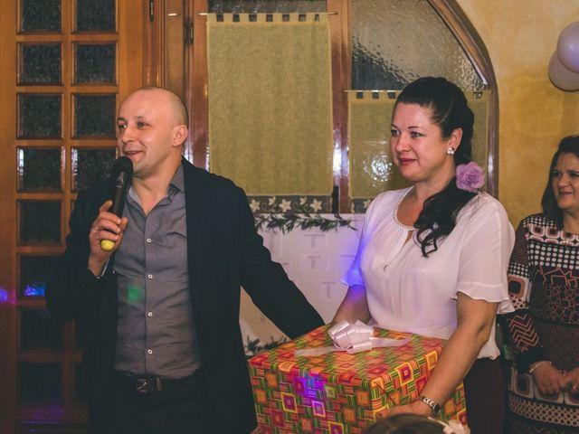 Il matrimonio di Roberto e Iryna a Cermenate, Como 282