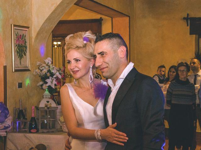 Il matrimonio di Roberto e Iryna a Cermenate, Como 284