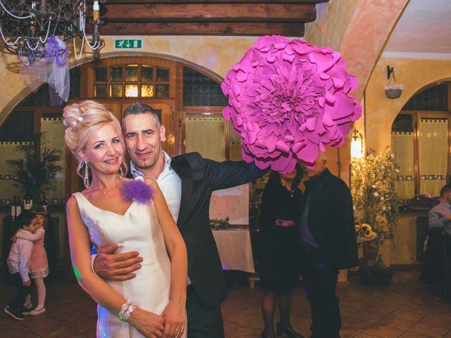 Il matrimonio di Roberto e Iryna a Cermenate, Como 295