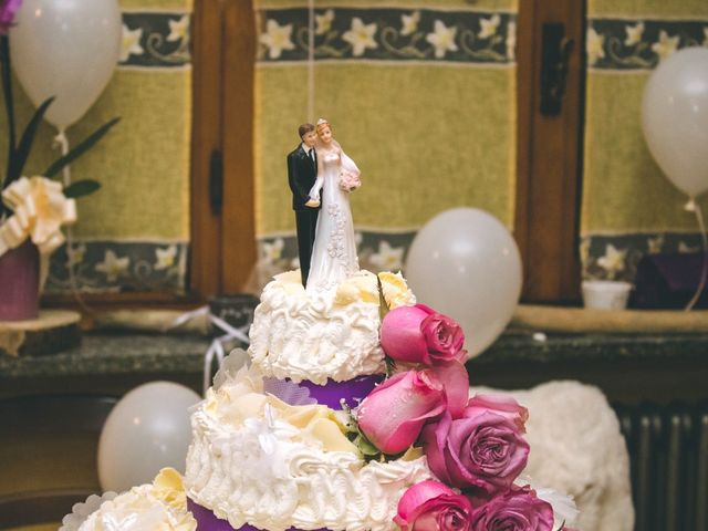 Il matrimonio di Roberto e Iryna a Cermenate, Como 303