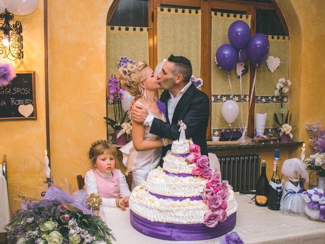 Il matrimonio di Roberto e Iryna a Cermenate, Como 312