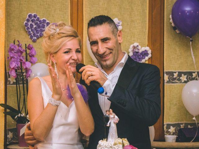 Il matrimonio di Roberto e Iryna a Cermenate, Como 321
