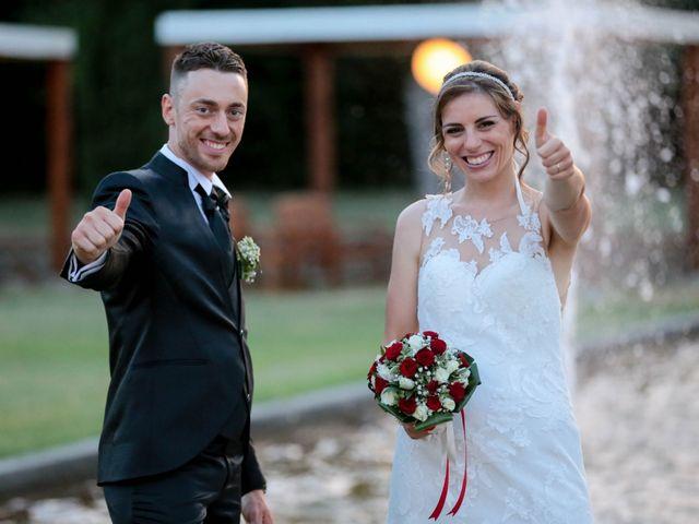 le nozze di Sara e Michele