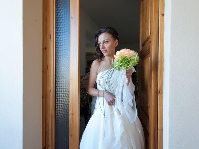 Il matrimonio di Benedetta e Andrea a Montespertoli, Firenze 9