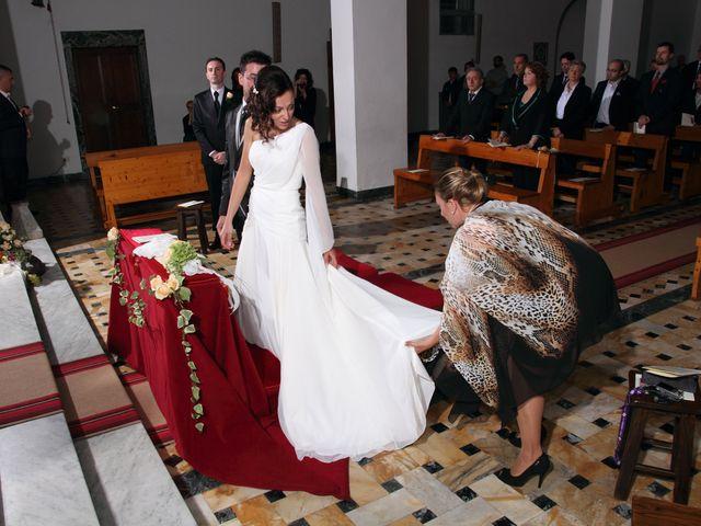 Il matrimonio di Benedetta e Andrea a Montespertoli, Firenze 10