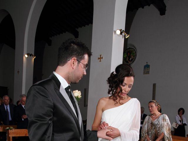 Il matrimonio di Benedetta e Andrea a Montespertoli, Firenze 11