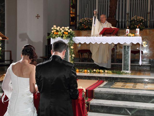 Il matrimonio di Benedetta e Andrea a Montespertoli, Firenze 12