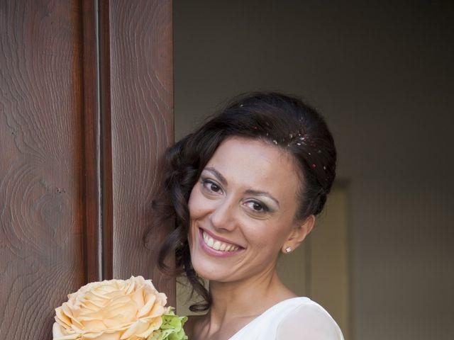 Il matrimonio di Benedetta e Andrea a Montespertoli, Firenze 15