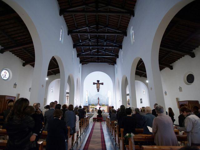 Il matrimonio di Benedetta e Andrea a Montespertoli, Firenze 17