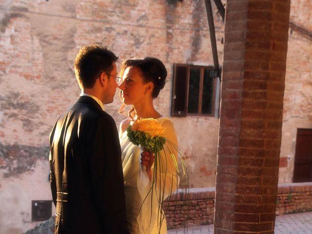 Il matrimonio di Benedetta e Andrea a Montespertoli, Firenze 18