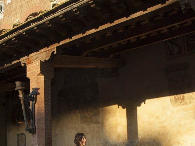 Il matrimonio di Benedetta e Andrea a Montespertoli, Firenze 22