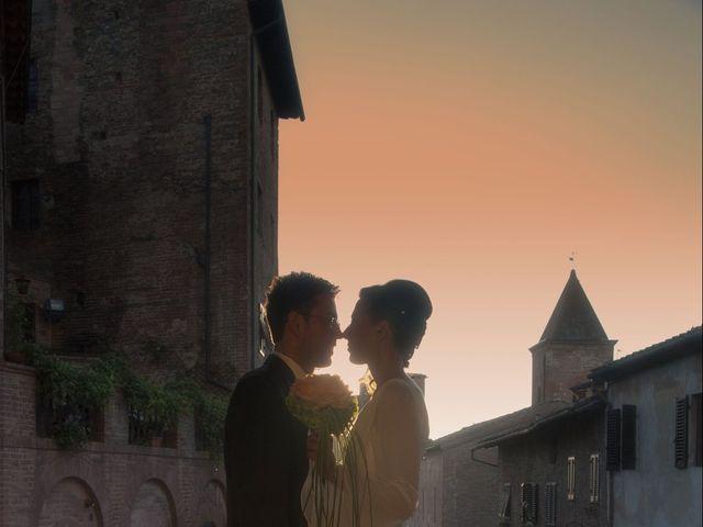 Il matrimonio di Benedetta e Andrea a Montespertoli, Firenze 23