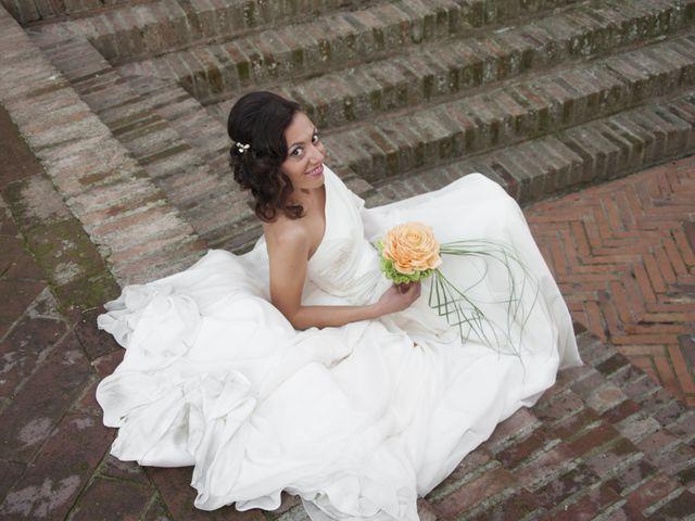 Il matrimonio di Benedetta e Andrea a Montespertoli, Firenze 25