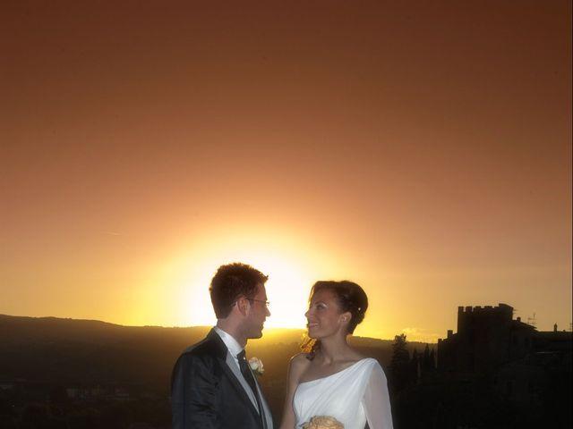 Il matrimonio di Benedetta e Andrea a Montespertoli, Firenze 26