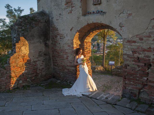 Il matrimonio di Benedetta e Andrea a Montespertoli, Firenze 27
