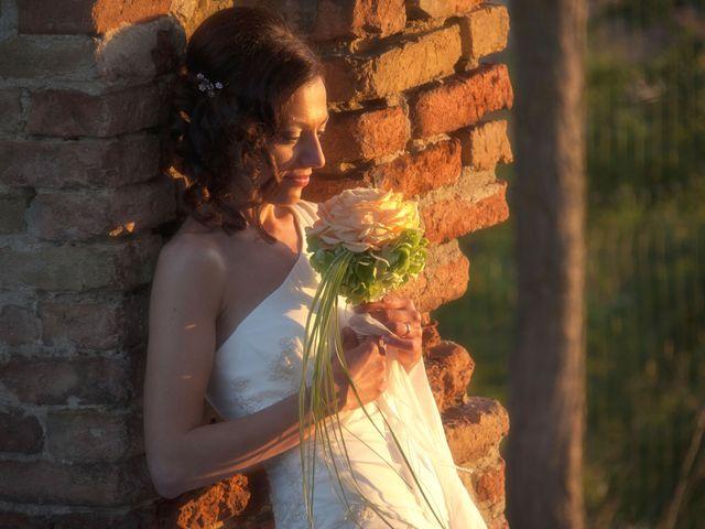 Il matrimonio di Benedetta e Andrea a Montespertoli, Firenze 28
