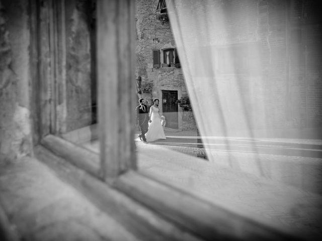Il matrimonio di Benedetta e Andrea a Montespertoli, Firenze 30