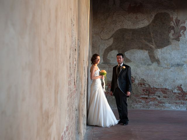 Il matrimonio di Benedetta e Andrea a Montespertoli, Firenze 32