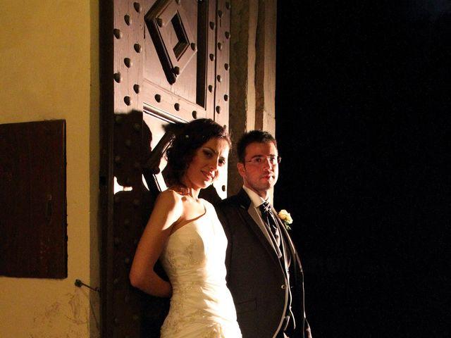 Il matrimonio di Benedetta e Andrea a Montespertoli, Firenze 34