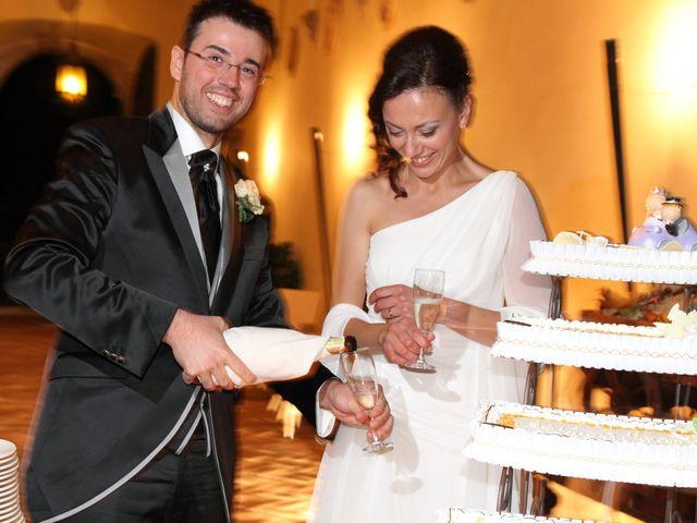Il matrimonio di Benedetta e Andrea a Montespertoli, Firenze 35